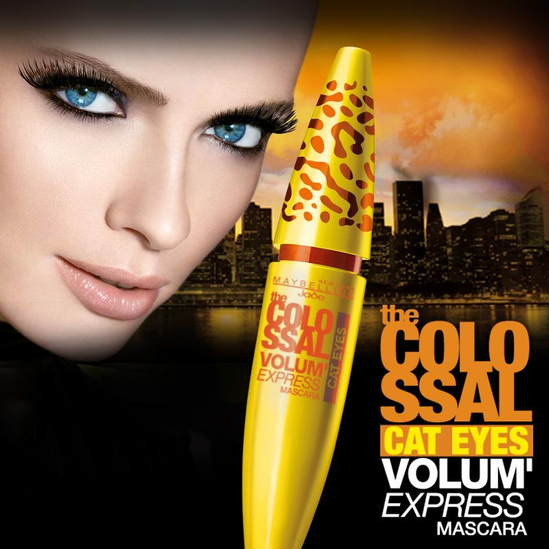 Maybelline Colossal Mascara Review Cat Eyes