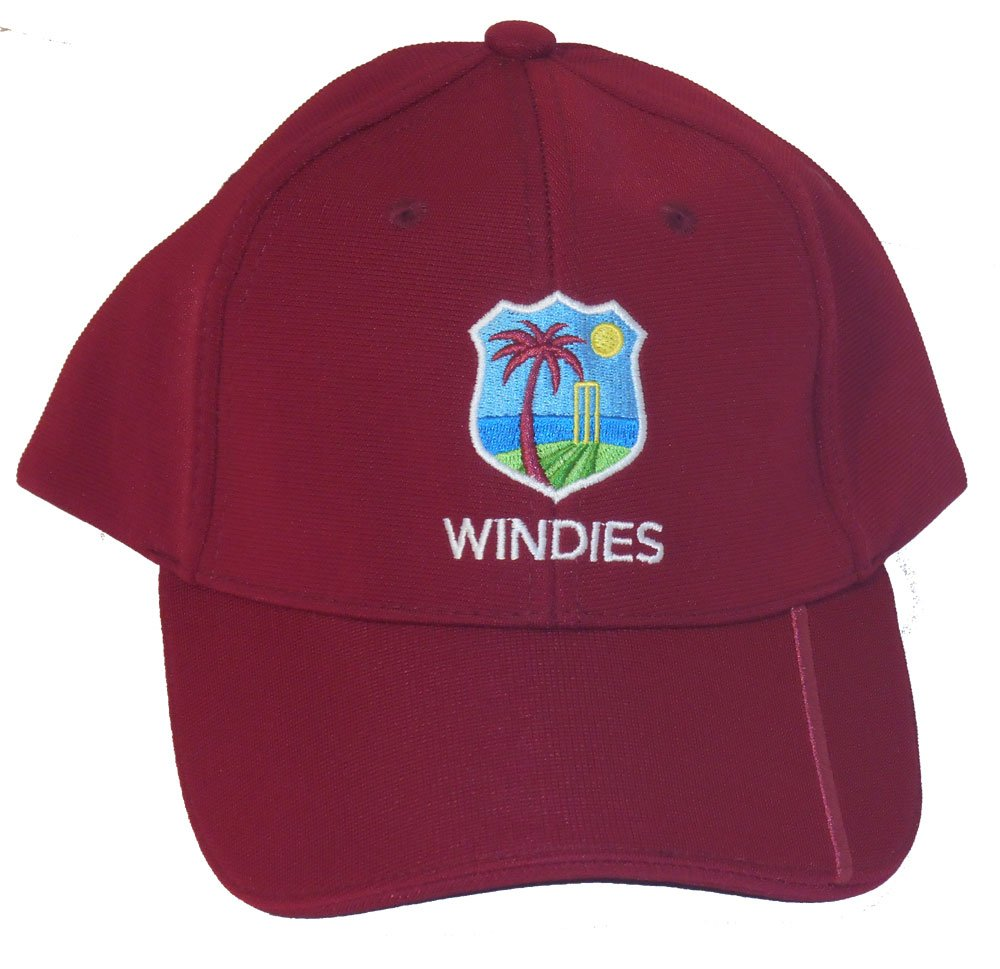 BLK Sport West Indies Cricket Cap: Amazon co uk: Sports
