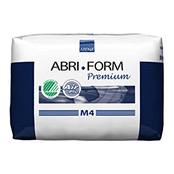 Amazon.com: Abena Abri-Form Premium Incontinence Briefs, Medium ...