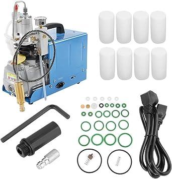 Hochdruck Luftpumpe Elektrisch Kompressor 30mpa 220v Eu Stecker Baumarkt