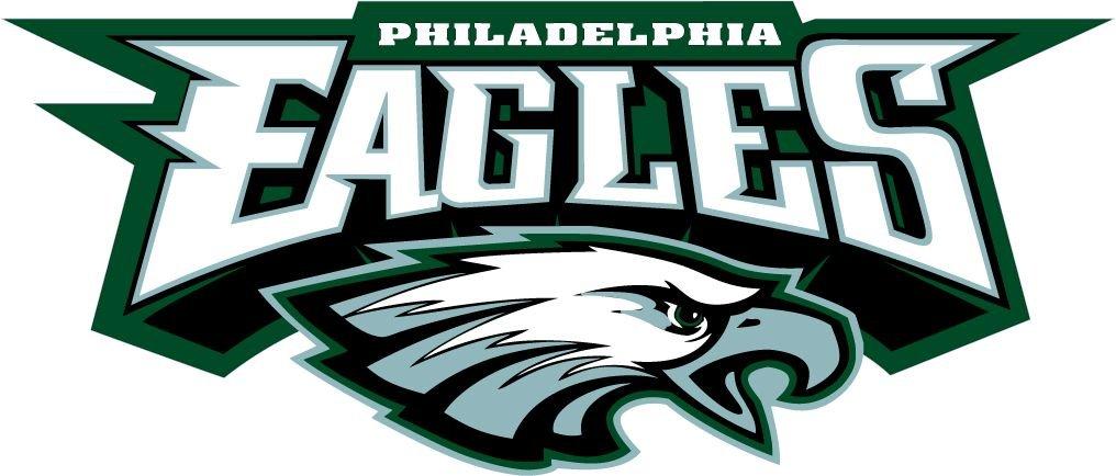 Philadelphia Eagles NFL Footballスポーツのセット2アート装飾ビニールステッカー14