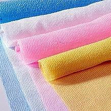 Nylon Exfoliating Gloves - Nylon Exfoliating Cloth - Shower Body Washing Scrubbing Cloth Towel Sponges Scrubbers Towel Car Cloth Bath Towel Cleaning Bath Scrub Wash - Nylon Exfoliating Washcloth