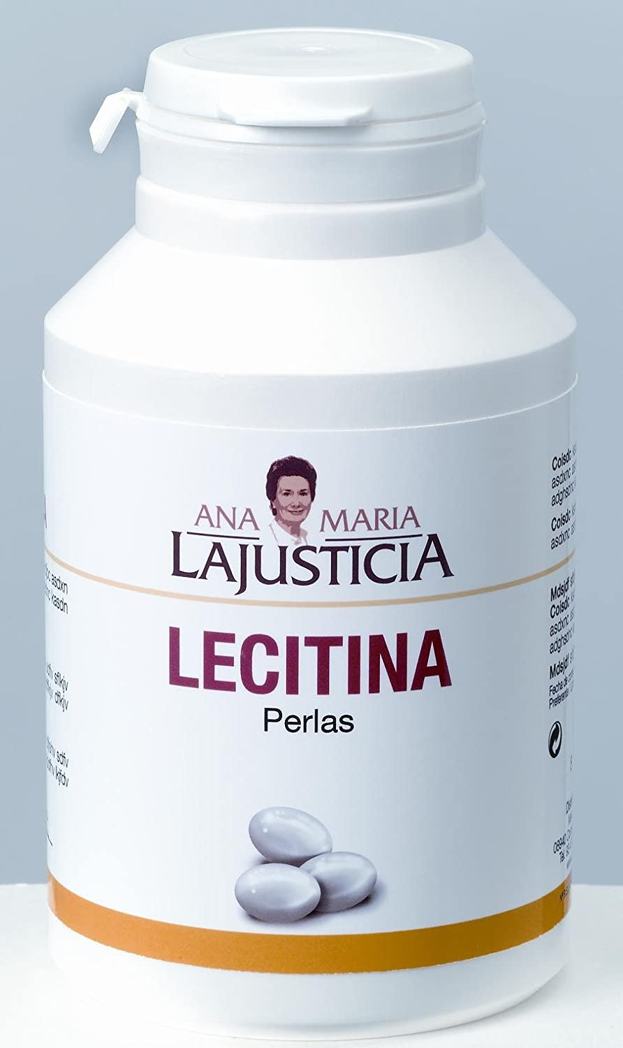 Amazon.com: ANA MARIA LAJUSTICIA LECITINA 300perlas: Health & Personal Care