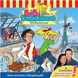 Die Klassenreise (Bibi Blocksberg 83)