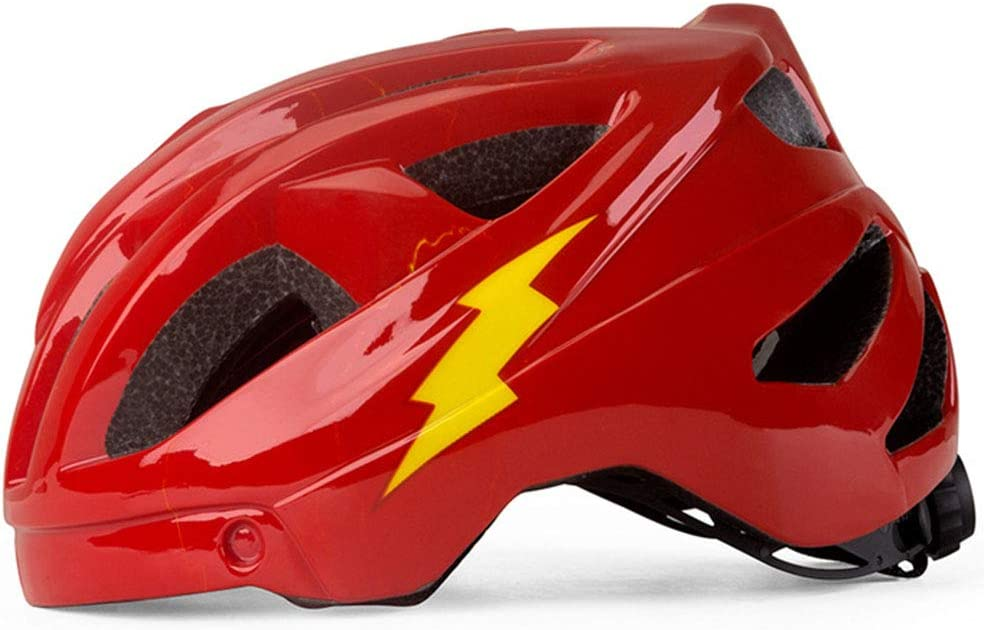 SIRUL Casco Bicicleta para Niños, monopatín Casco Equipo de Protección del Patinaje sobre Ruedas de Moto Casco de Ciclista por 3-10 años Niño Niña de 4 Colores Opcionales (48-52cm)