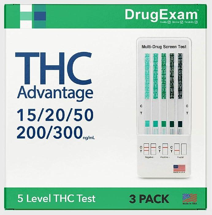 Top 10 Home Drug Test Thc Nano