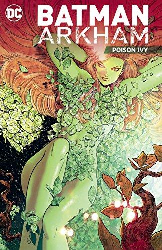 Batman Arkham Poison Ivy (Turtleback School & Library Binding Edition)