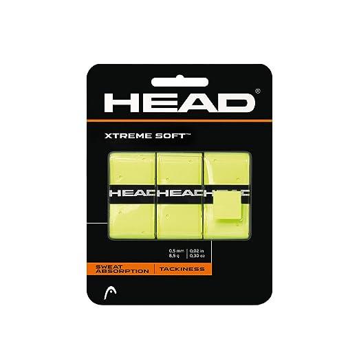Head Xtreme Soft Overwrap - Grip, color azul: Amazon.es: Deportes y aire libre