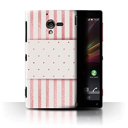 Amazon.com: eSwish - Carcasa para teléfono móvil, color rosa ...