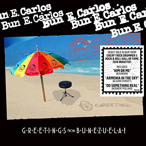 Greetings From Bunezuela! (Fifth Beatle George Best)