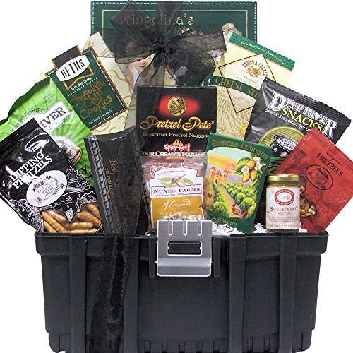 Handyman Snacks: Gourmet Snacks Toolbox Gift (Handyman Snacks)