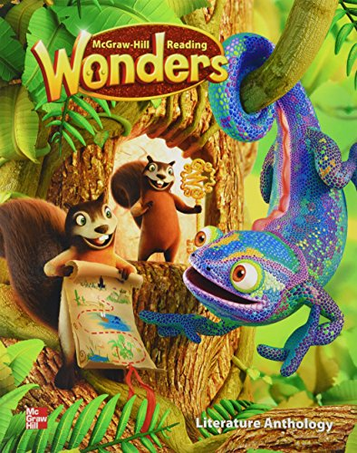 Reading Wonders Literature Anthology Volume 2 Grade 1 (ELEMENTARY CORE READING)