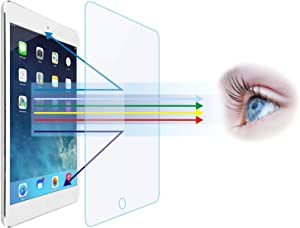 Entwth Anti Blue Light Tempered Glass Screen Protector[2 Pack] for 7.9