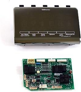 Whirlpool W10861908 Refrigerator Electronic Control Board Genuine Original Equipment Manufacturer (OEM) Part