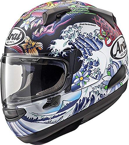 Arai Quantum X Helmet - Oriental (SMALL) (FROST BLACK)