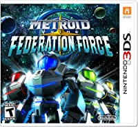 Metroid Prime: Federation Force - 3DS [Digital Code] from Nintendo