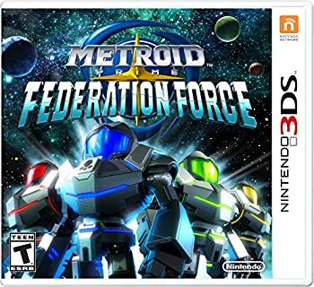 Metroid Prime: Federation Force For 3DS