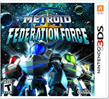 Metroid Prime: Federation Force - 3DS [Digital Code]