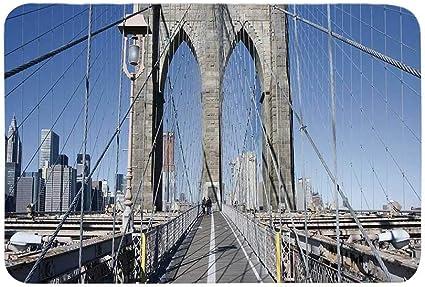 C COABALLA - Felpudo Resistente de los Estados Unidos, Puente ...
