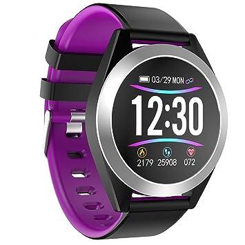 Amazon.com: FEDULK - Reloj inteligente deportivo ...
