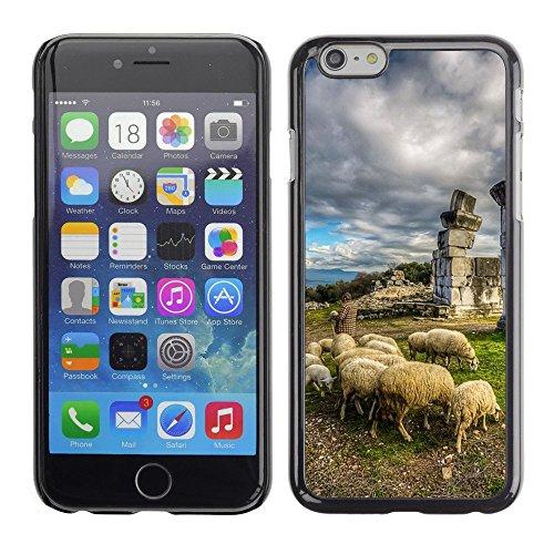"Premio Sottile Slim Cassa Custodia Case Cover Shell // F00001626 brouillard brume // Apple iPhone 6 6S 6G 4.7"""