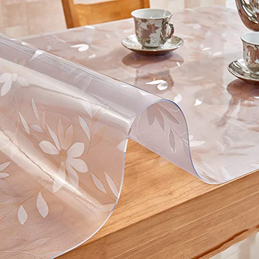 ZQLJ - Mantel de PVC Rectangular para jardín (Impermeable ...