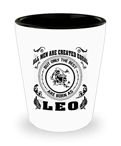 Amazon Leo Shot Glass