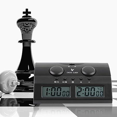 Instan Reloj de ajedrez Profesional Multifuncional Temporizador ...