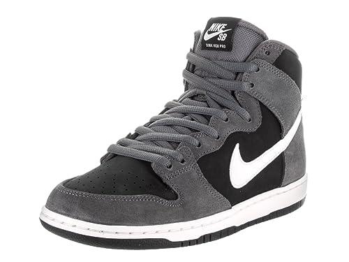Nike Dunk High grigio