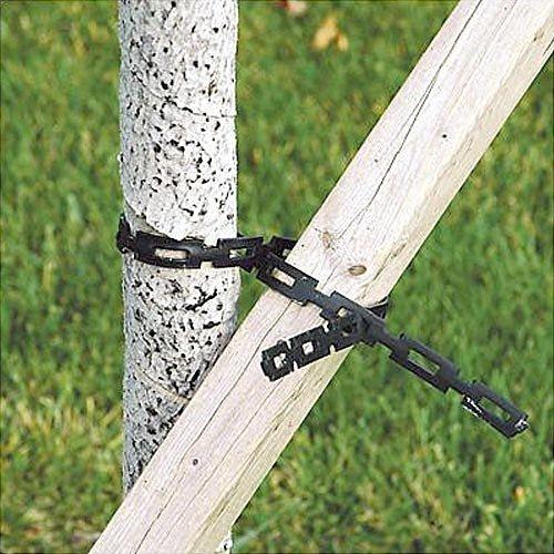 A.M. Leonard Medium Weight Adj-A-Tye Poly Chain Lock, 1/2'' x 250' by A.M. Leonard