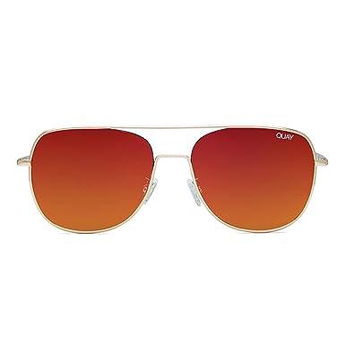 QUAY Australia Damen Sonnenbrille RUNNING RIOT pink oc8krv