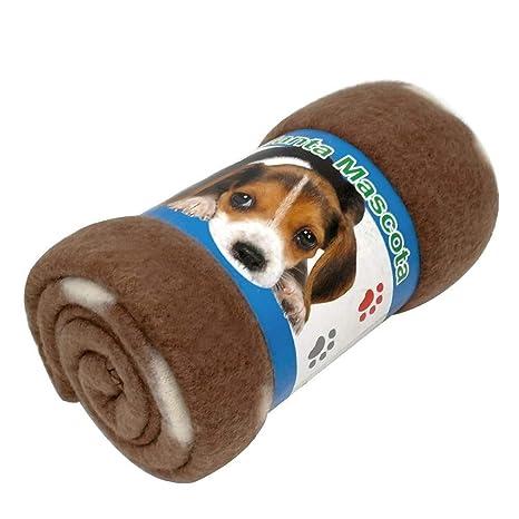 ZHONGGUOHAOGOU Suave Cachorro Manta de Dormir para Perros Gatos Gruesos Mantas Calientes Casa de Mascotas Cama