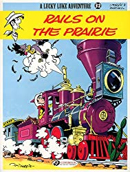 A Lucky Luke Adventure, Tome 32 : Rails on the Prairie