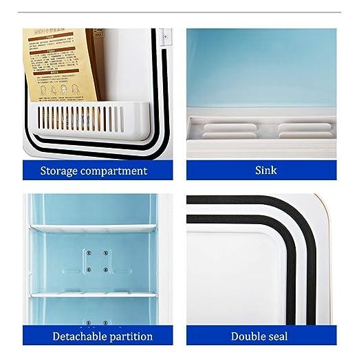 LXDDB Mini refrigerador y refrigerador, refrigerador, hogar ...