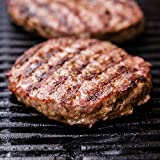 100% Grass Fed Beef Burgers - 1/3 lb Each - Package