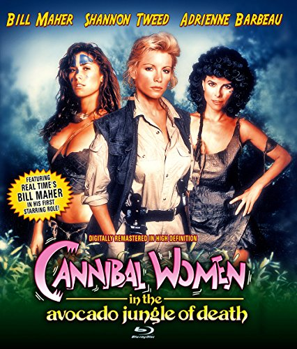 Cannibal Women In The Avocado Jungle Of Death [Blu-ray]