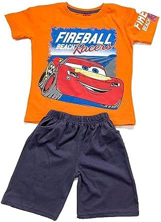 Car boy Summer Pajama - 2725614126851
