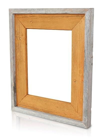 Amazon.com - Recherche Furnishings Natural Reclaimed Frame, 5 by 7 ...