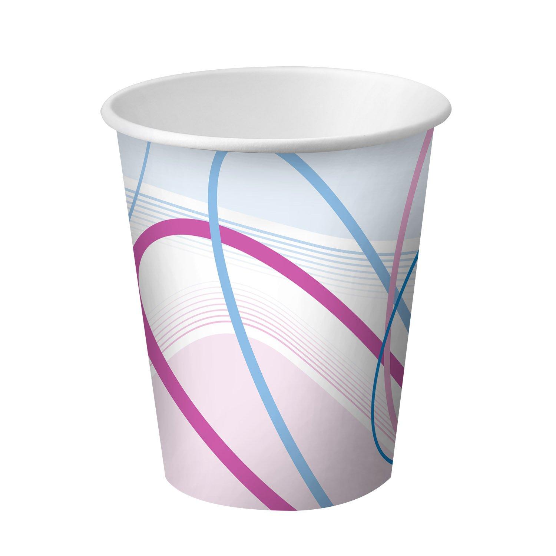 Dynarex Paper Cups 5oz 25/100/Cs