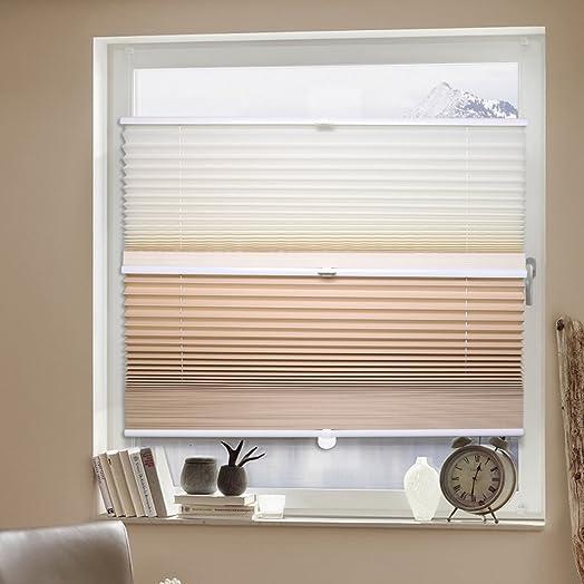 Cortinas ventanas abatibles venta de cortinas venecianas for Amazon persianas venecianas