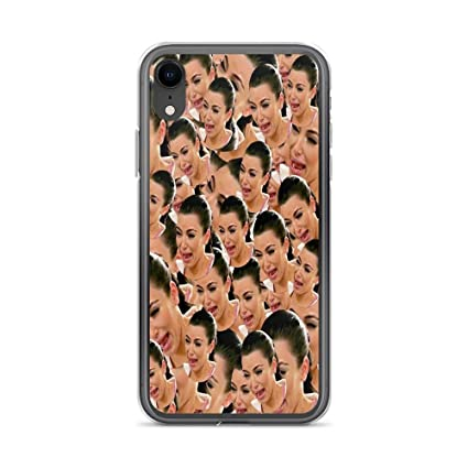 size 40 1e431 eb987 Amazon.com: iPhone 6 Plus/6s Plus Pure Clear Case Cases Cover Crying ...