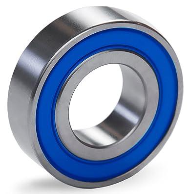 RBI RB TECH C3 Ball Bearing 35x72x17mm 6207 2RS//6207-ZZ Premium