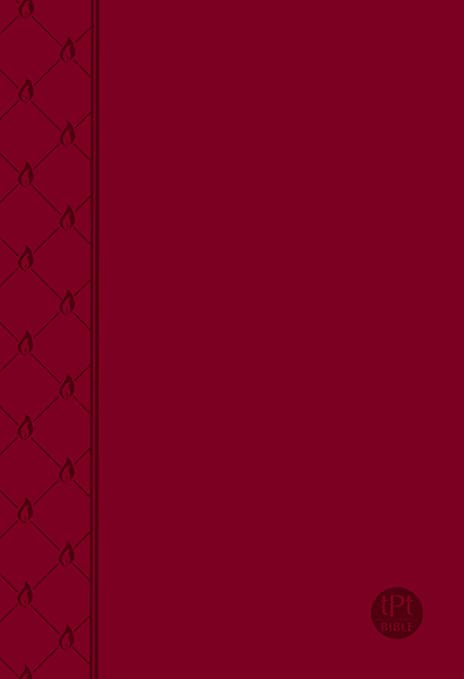 The Passion Translation New Testament (2nd Edition) Red: With Psalms