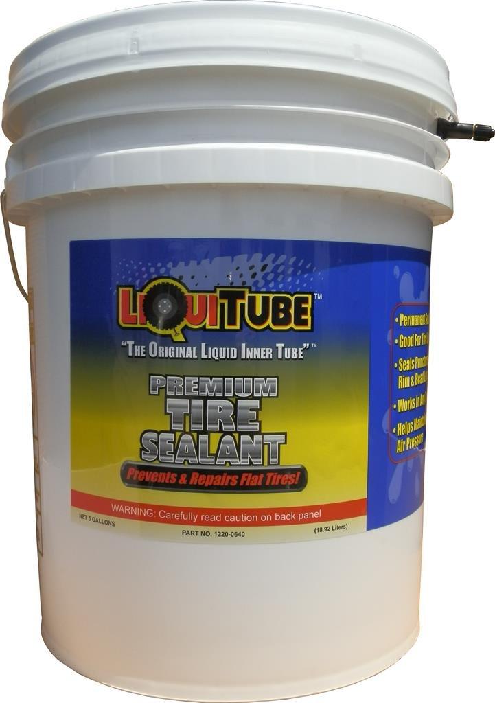 LiquiTube 1220-0640 Tire Sealant, 640. Fluid_Ounces