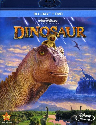 Blu-ray : Dinosaur (With DVD, Widescreen, Dubbed, Dolby, AC-3)
