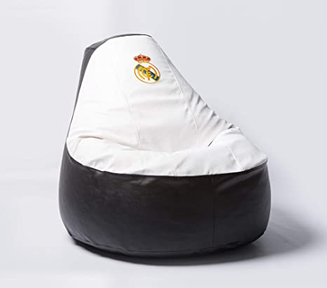 Amazon.com: Puf para silla de fútbol Real Madrid Club ...