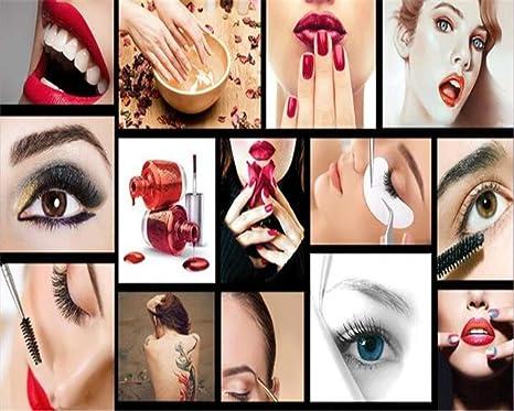 Amazoncom Muralsbeauty Salon Semi Permanent Eyebrow Lip