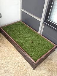 Porch Potty Standard 1 Selling Grass Litter