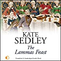 The Lammas Feast: A Roger the Chapman Medieval Mystery Audiobook by Kate Sedley Narrated by Peter Wickham