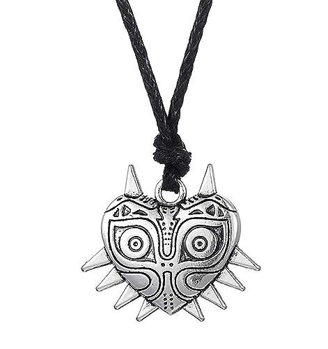 BANAMANA Encanto de la joyería de Zelda Majora Mask Traje de ...